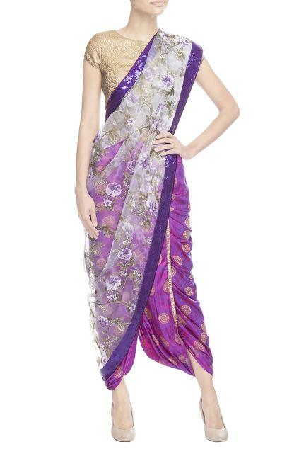 Latest Collection of Saris by Anita Kanwal