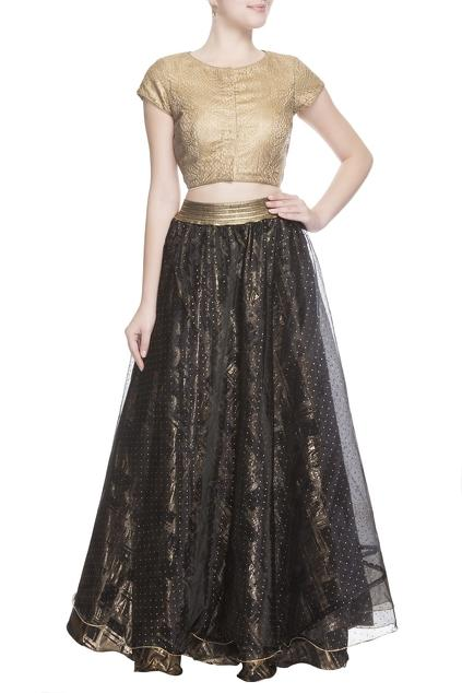 Latest Collection of Skirt Sets by Anita Kanwal