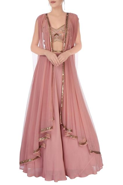 Latest Collection of Lehengas by Esha Koul