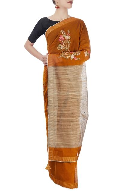 Latest Collection of Saris by PRAMA by Pratima Pandey