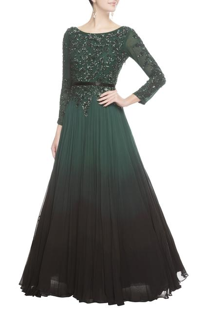 Latest Collection of Gowns by Mayanka and Kanika Kapoor
