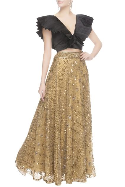 Latest Collection of Lehengas by Seema Khan