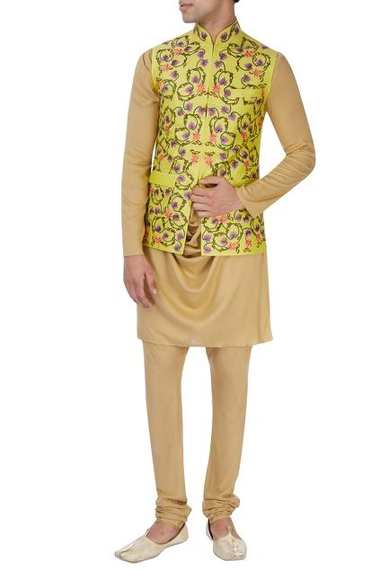 Latest Collection of Nehru Jackets by Swarnima Shreya