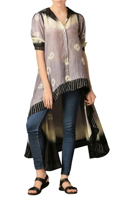 Latest Collection of Tops by Malini Ramani
