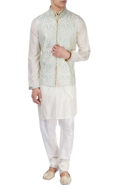 Latest Collection of Nehru Jackets by Vanshik