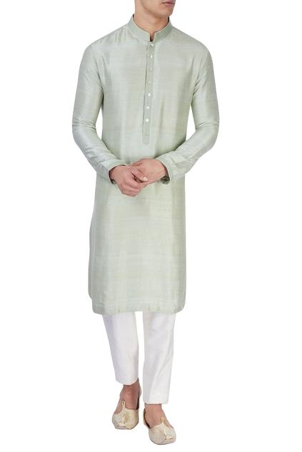 Latest Collection of Kurtas by AQube by AMBER - Men