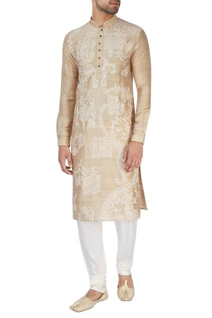 Latest Collection of Kurtas by Divyam Mehta - Men