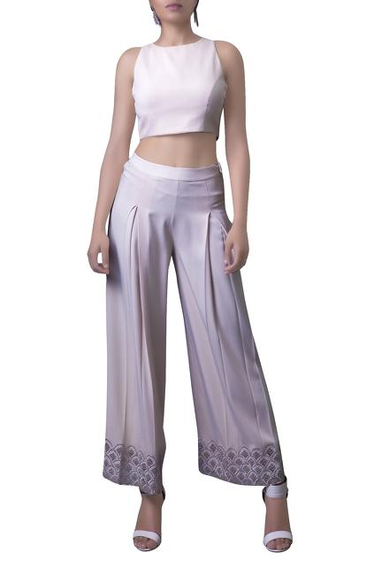 Latest Collection of Pant Sets by Zoraya