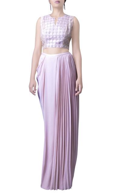 Latest Collection of Skirt Sets by Zoraya