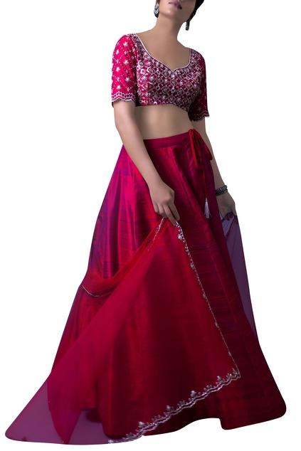 Latest Collection of Lehengas by Zoraya