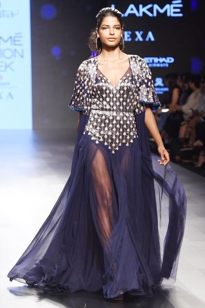 Latest Collection of Gowns by Arpita Mehta