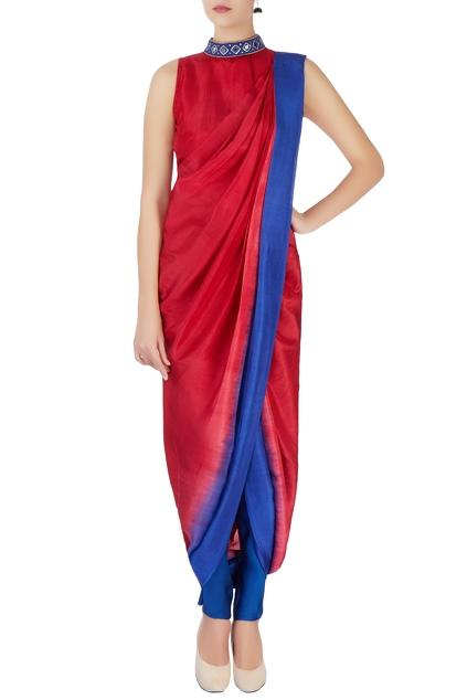 Latest Collection of Saris by Roshni Chopra