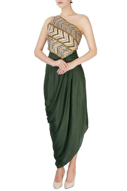 Latest Collection of Skirt Sets by Roshni Chopra