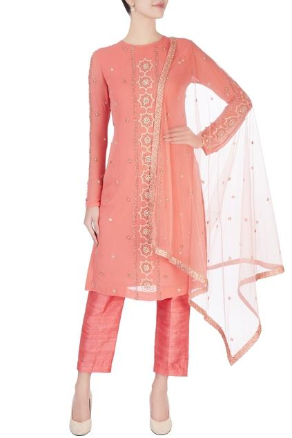 Latest Collection of Kurta Sets by Christina W T
