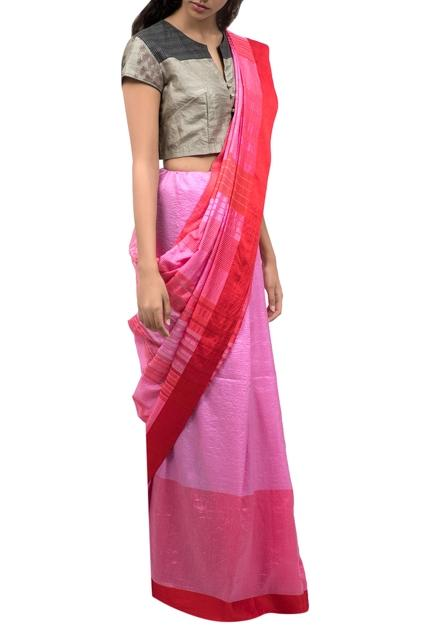 Latest Collection of Saris by Krishna Mehta