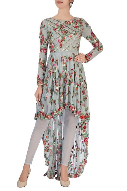 Latest Collection of Kurta Sets by Ayesha Aejaz