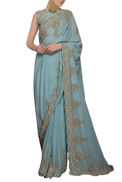 Latest Collection of Saris by Siddhartha Tytler
