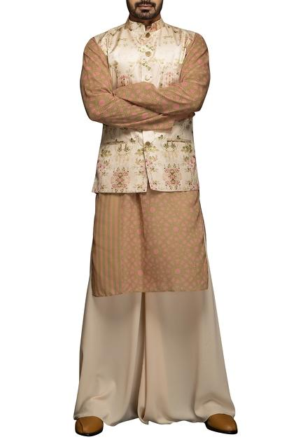 Latest Collection of Nehru Jackets by Siddhartha Tytler - Men
