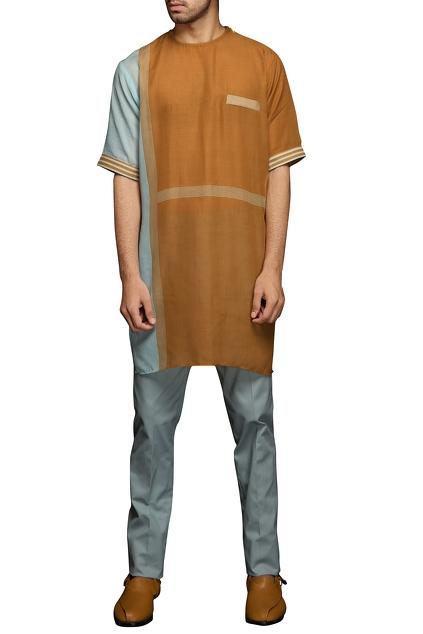 Latest Collection of Kurtas by Siddhartha Tytler - Men