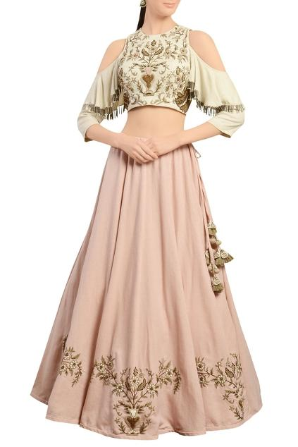 Latest Collection of Lehengas by Neha & Tarun