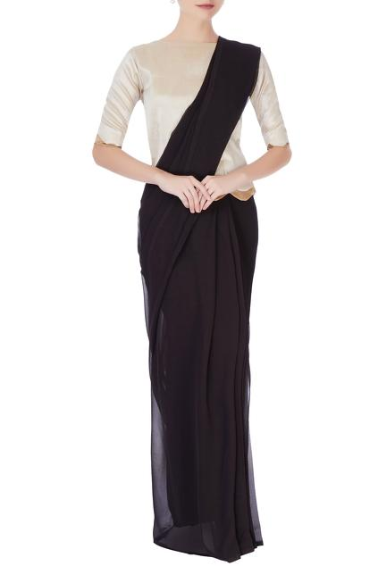 Latest Collection of Sari Blouses by Devika Vaid