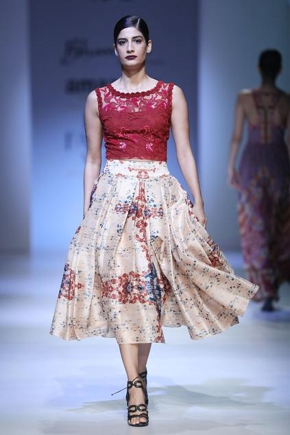 Latest Collection of Skirts by Bhanuni By Jyoti