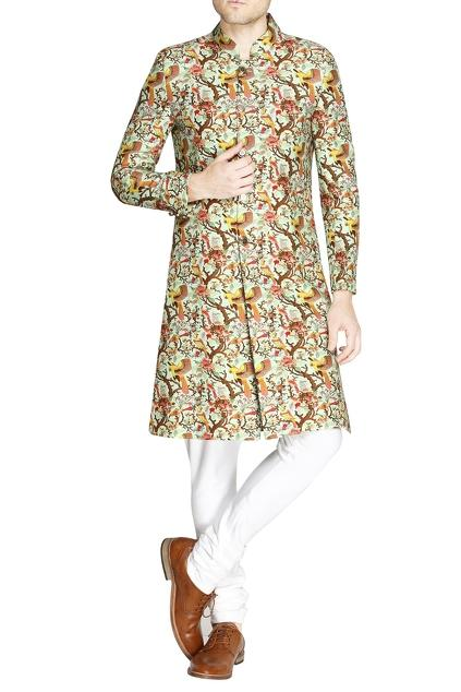 Latest Collection of Sherwanis by NAUTANKY - Men