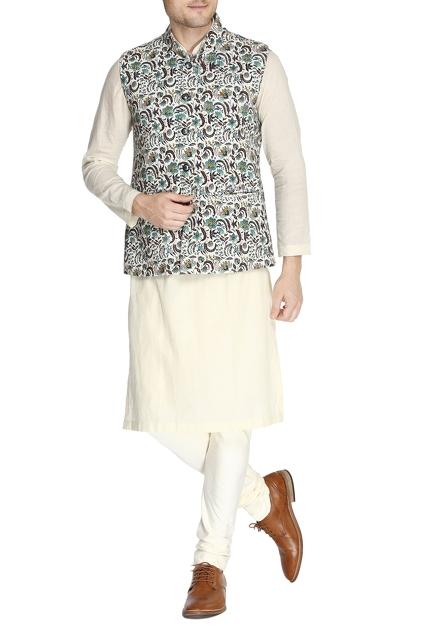 Latest Collection of Nehru Jackets by NAUTANKY - Men