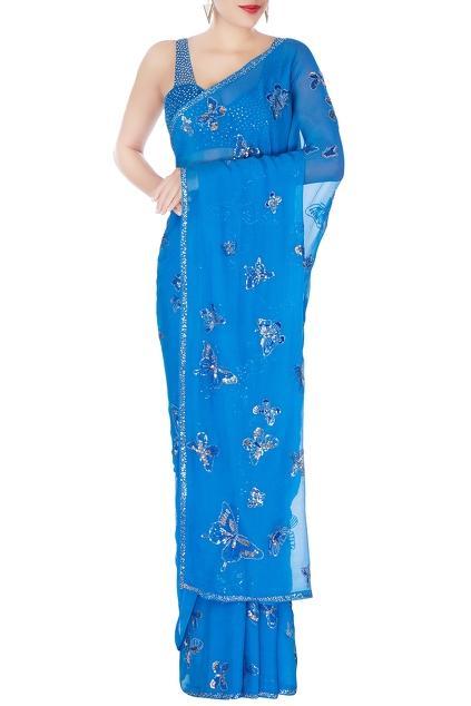 Latest Collection of Saris by Neeta Lulla