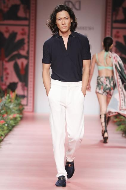 Latest Collection of Trousers by Shivan and Narresh - Men