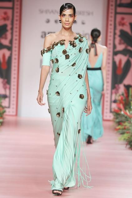 Latest Collection of Sari Blouses by Shivan and Narresh
