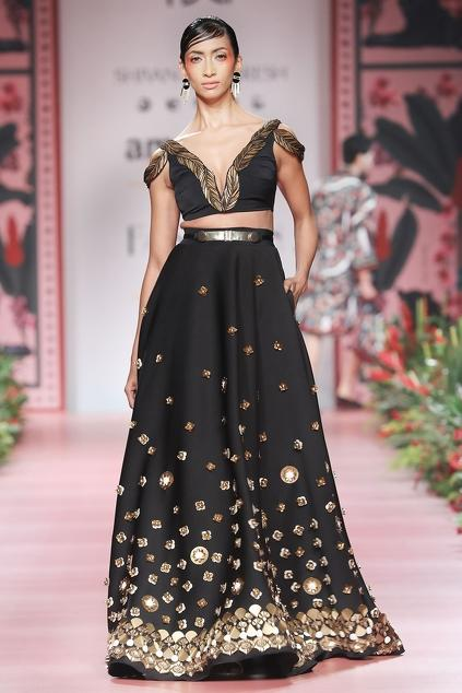 Latest Collection of Lehengas by Shivan and Narresh