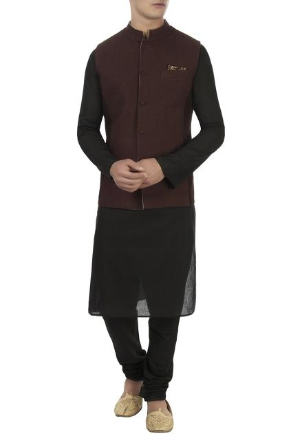 Latest Collection of Nehru Jackets by Bubber Couture - Men
