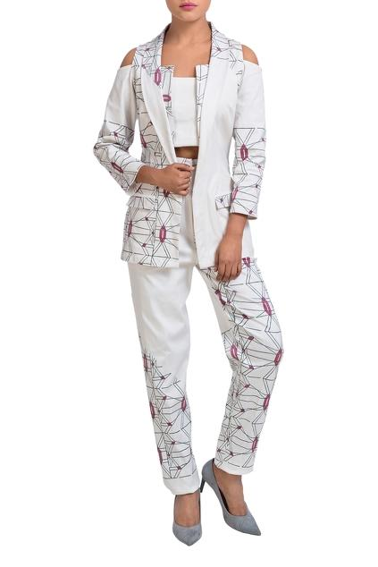 Latest Collection of Pant Sets by Vedika M