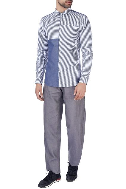 Latest Collection of Shirts by Dhruv Vaish