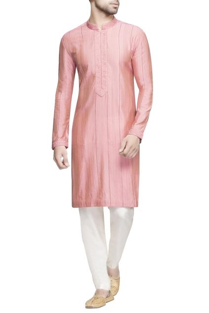 Latest Collection of Kurta Sets by AQube by AMBER - Men