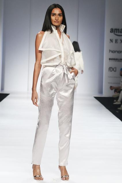 Latest Collection of Jumpsuits by Reynu Taandon