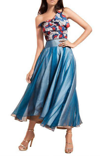 Latest Collection of Skirts by Ritika Bharwani