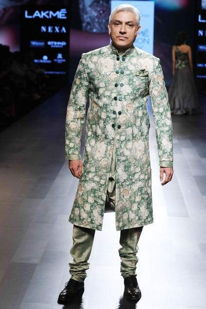 Latest Collection of Sherwanis by Narendra Kumar - Men