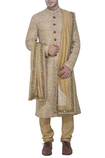 Latest Collection of Sherwanis by ADORN HIS by Tushi and Vaibhav