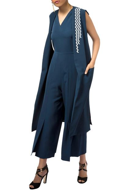 Latest Collection of Jumpsuits by Limerick by Abirr N' Nanki