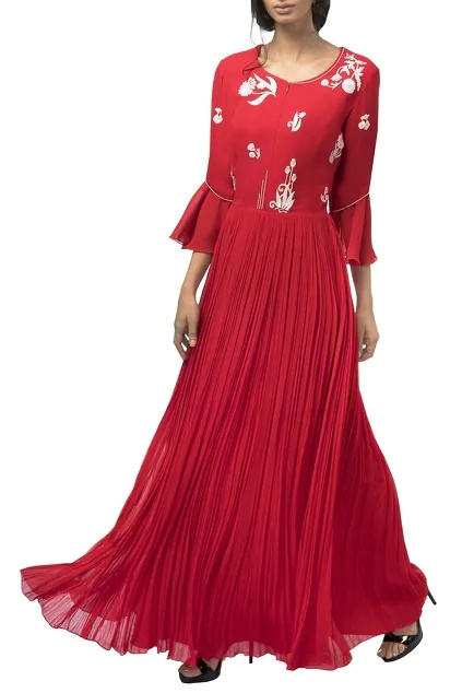 Latest Collection of Gowns by Limerick by Abirr N' Nanki