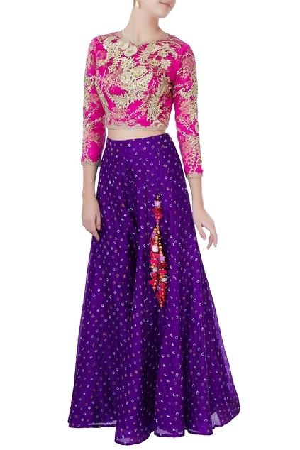 Latest Collection of Pant Sets by Bhairavi Jaikishan