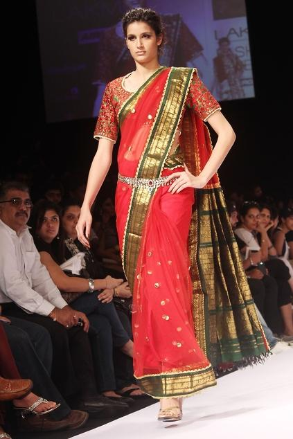 Latest Collection of Saris by Preeti S Kapoor