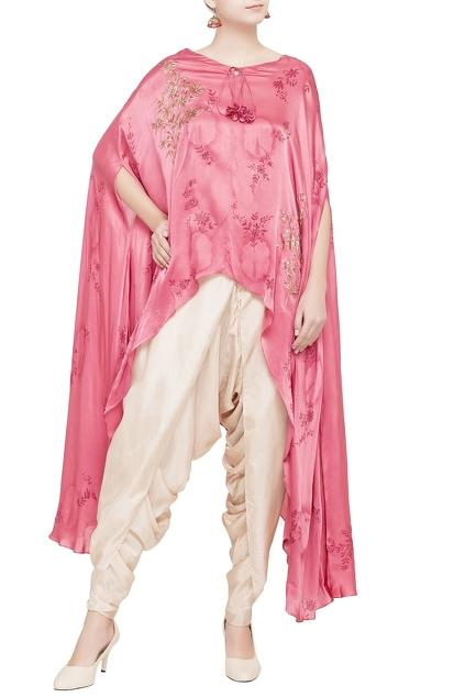 Latest Collection of Capes by Neeta Bhargava