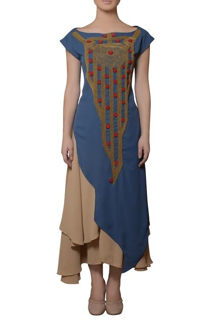 Latest Collection of Dresses by Nitin Bal Chauhan