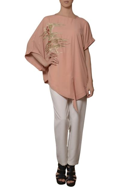 Latest Collection of Tops by Nitin Bal Chauhan