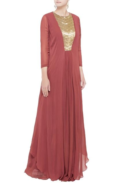 Latest Collection of Gowns by Noura