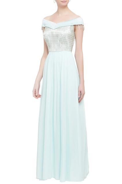 Latest Collection of Gowns by Kresha Lulla