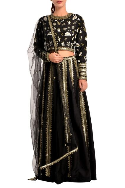 Latest Collection of Lehengas by Varun Bahl